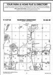 Map Image 022, Crow Wing County 2001 Published by Farm and Home Publishers, LTD